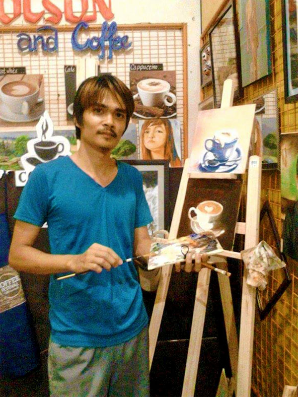 Kyle Jocson Bacolod art teacher