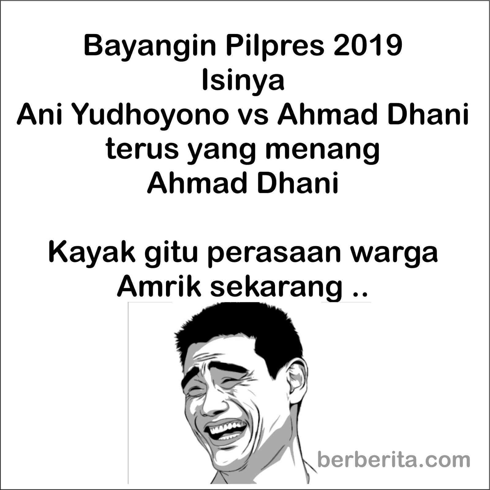 10 Meme Donald Trump Indonesia Setelah Jadi Presiden AS