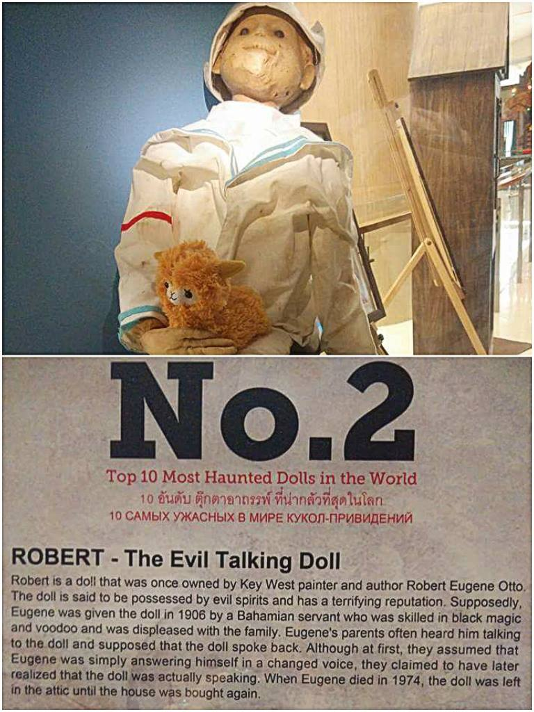 Spooky Tales : Top Ten Most Haunted Dolls In The World