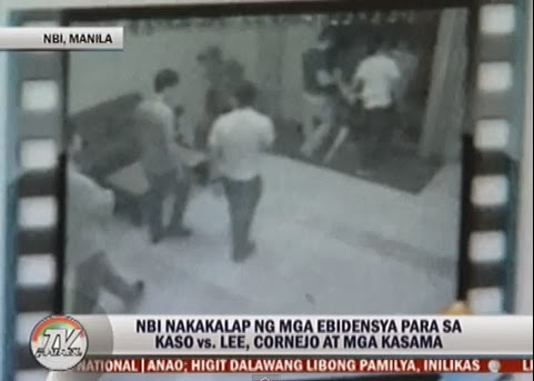 CCTV Video matches Vhong Navarro statement