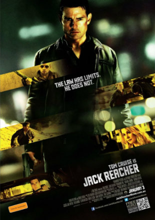 Jack Reacher 2012 Dual Audio BRRip 720p Hindi English