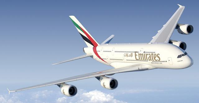 Emirates conquista pelo 13º ano consecutivo Skytrax World Airline Awards 2017 como 'Melhor Entretenimento de Voo do Mundo'