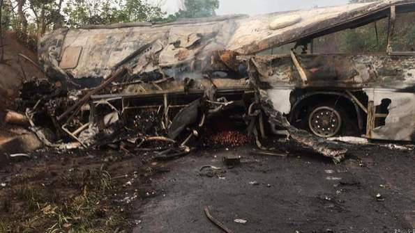 At Least 70 Killed in Tamale-Kintampo Bus Collision