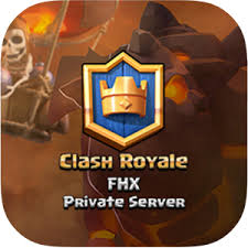 Download Game Clash Royale v1.9.7 Mod Apk Private Server FHX For Android