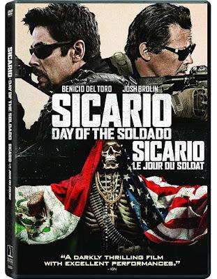 Sicario Day Of The Soldado Dvd
