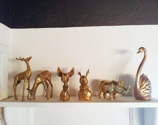 DIY Brass Animals