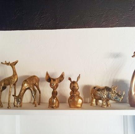 DIY Brass Animals