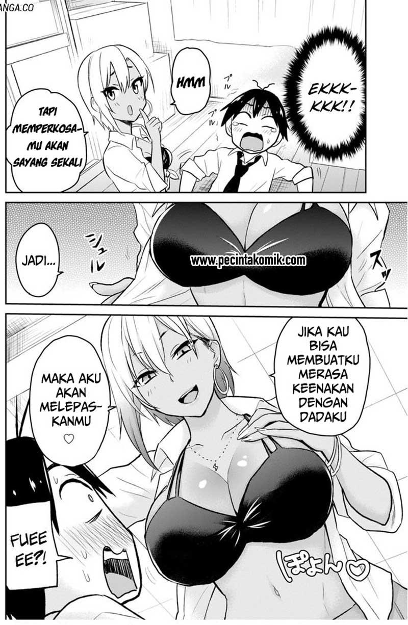 Manga Hajimete No Gal Chapter 17 Bahasa Indonesia