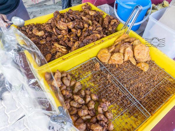RM 1 for 7 pieces Pisang Goreng @ Air Itam, Penang