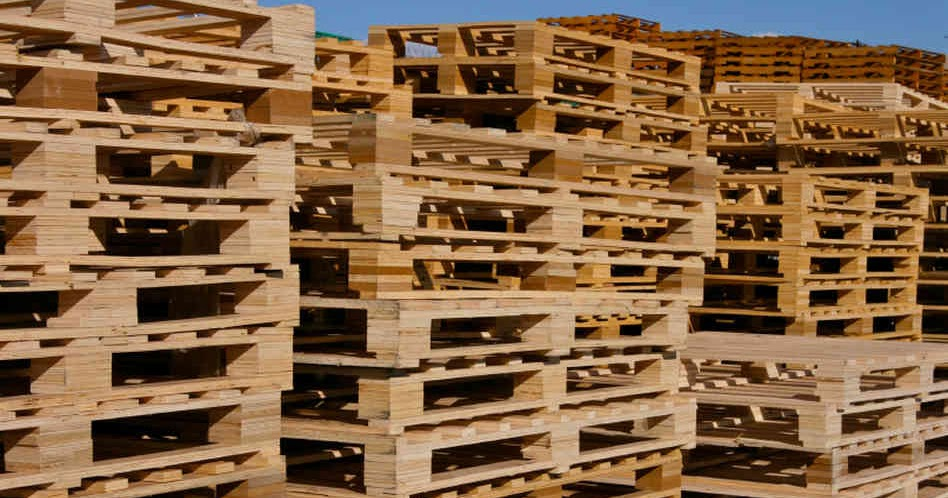Wood Pallet Blog: Wooden Pallet Recycling And Reuse