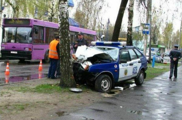 Смешные Авто Приколы на Дорогах (50 фото)
