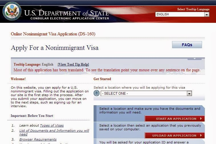 Ds Nonimmigrant Visa Application Form on print ds-160 application form, ds-160 paper form, ds-160 us application form, vfs ds-160 application form,