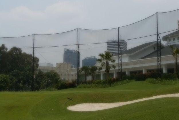 Jaring Golf, Supplier dan Distributor Pusat Grosir Jual Jaring Pengaman Proyek