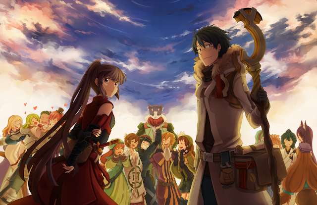 Download OST Opening Ending Anime Log Horizon 2nd Season Full Version