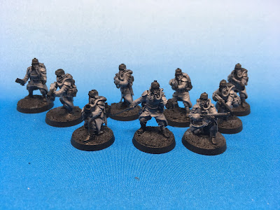 Painting the Death Korps of Krieg Great Coats