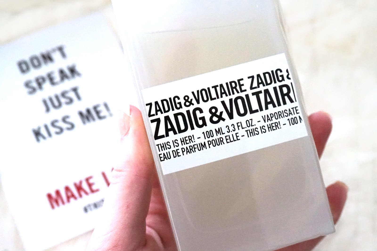 Zadig & Voltaire His and Her Fragrance Review ...