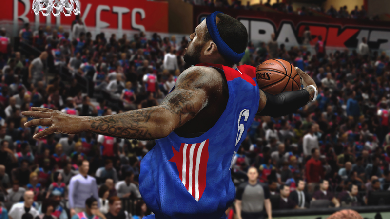 NBA 2K13 Shadow Lighting Global + ENB Mod v1 2 - NBA2K ORG