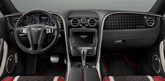 2018 Bentley Continental Supersports Interior