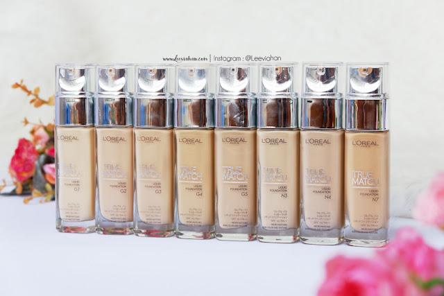 Loreal Paris, Loreal Paris Indonesia, Loreal, foundation, loreal foundation, #mytruematchid, makeup, comlextion