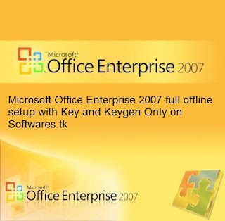 Microsoft Office 2007 with Key