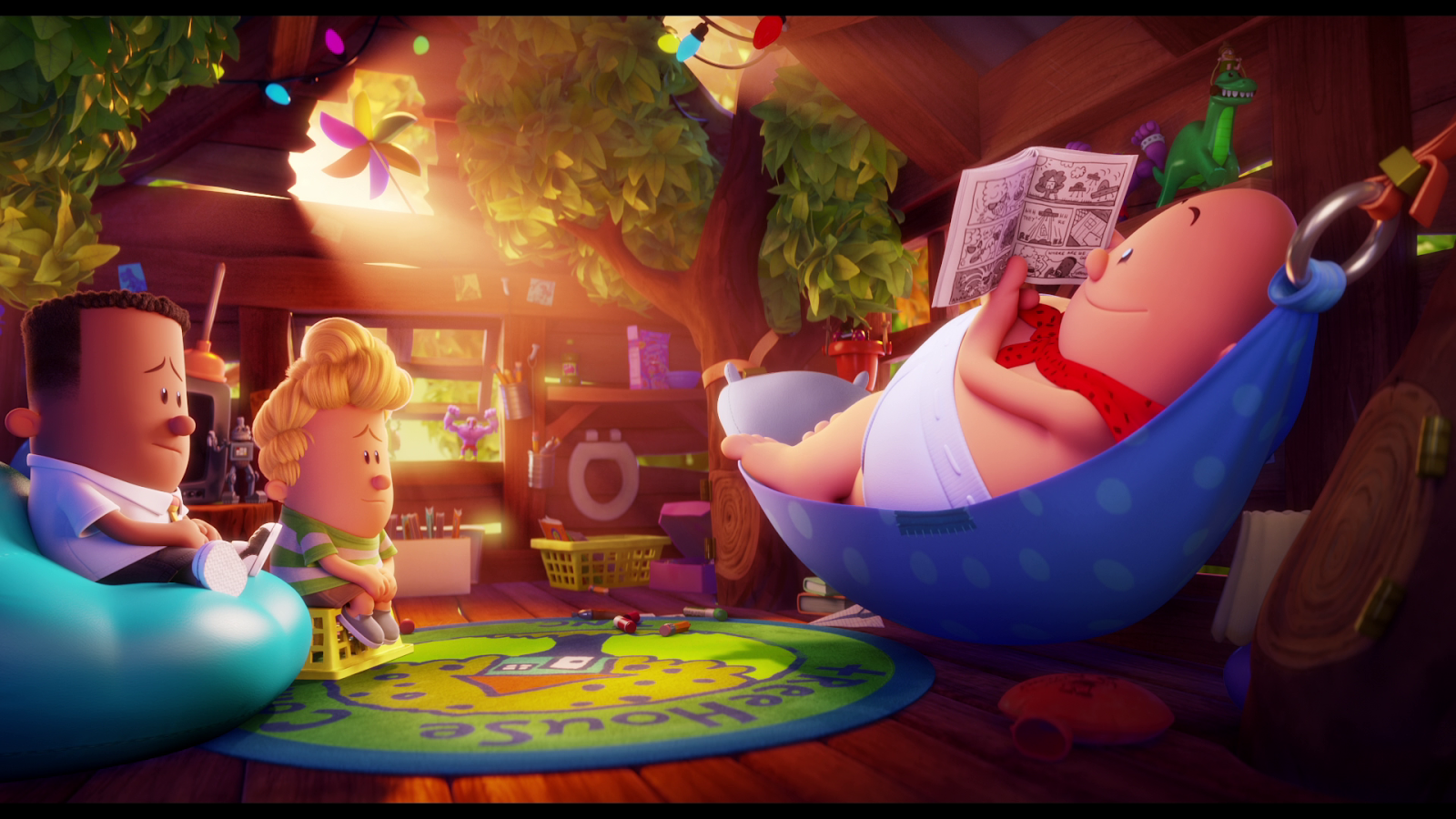 Gavin S Corner Captain Underpants The First Epic Movie 4k Blu Ray Review