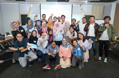 Berkah Ngeblog 2018, Terpilih Ikut Danone Blogger Academy Batch 2
