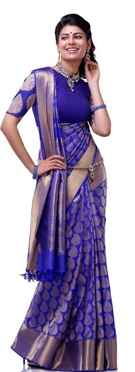 61b820e56e21e This is one of the popular silk sarees in India and largely adorned by  Indian women. These royal silk sarees are originated from Banaras ...