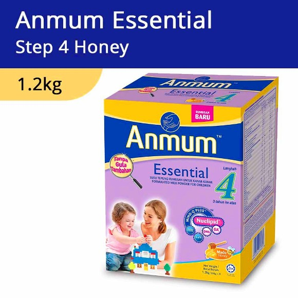 Anmum Essential Step 4 Honey 1.2kg