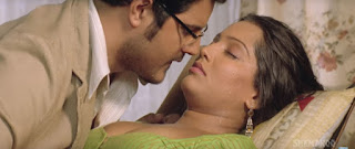 Meghna Naidu And Himanshu Malik In Movie Rain 2