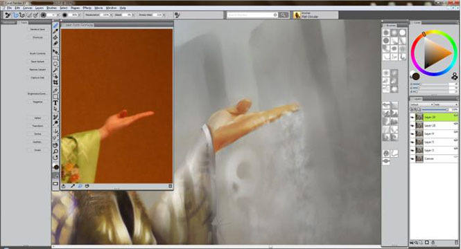 Corel Painter X3 V13 Full Keygen Masterkreatif