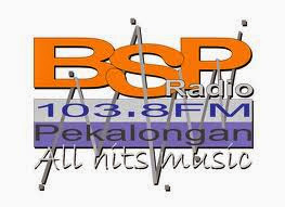 streaming Radio BSP FM 103.8 Pekalongan