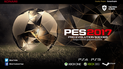 Game PES2017 Apk+Obb Full Data v0.9 work for Jellybean
