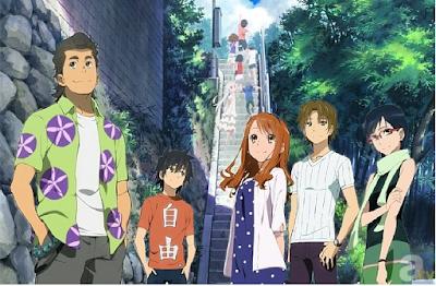 Download Ano Hana Movie Subtitle Indonesia Complate 480p 720p