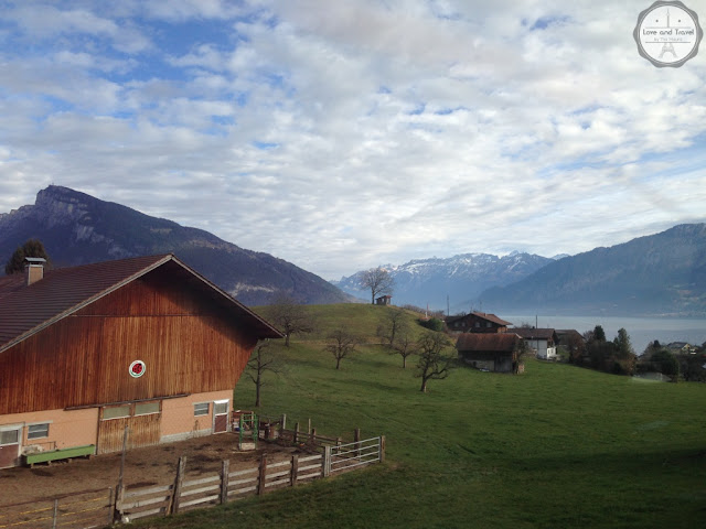 Golden Pass Line: My Switzerland