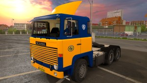 ASG skin for Scania 1