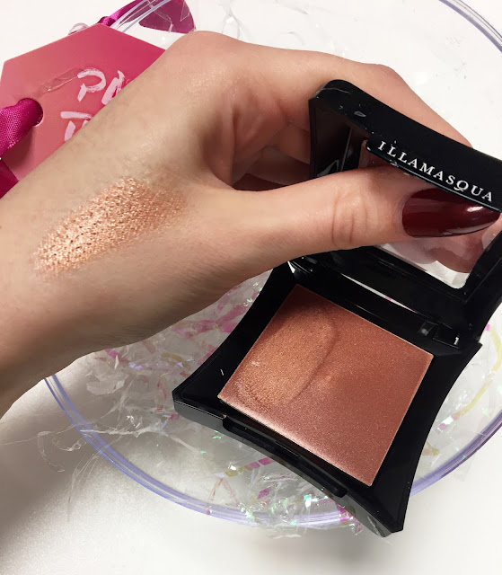 Party In The Nude HQhair Beauty Bauble Illamasqua Gleam Highlighter in Supernatural