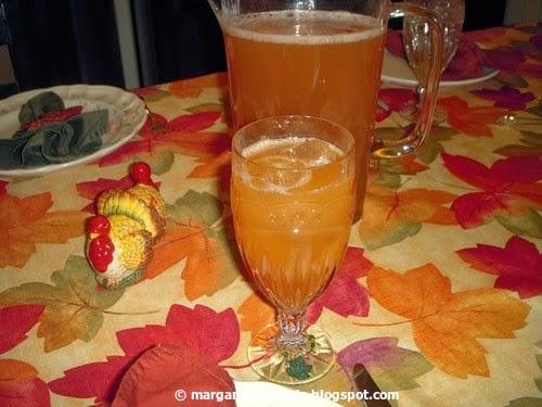 Margaret's Morsels | Fruit Tea