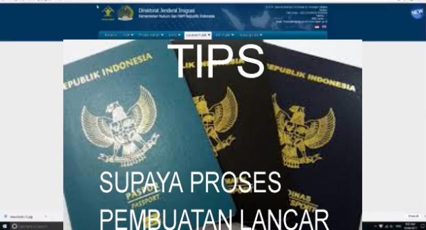 Tips Membuat Paspor Baru Supaya Lancar