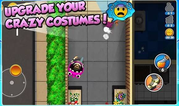 Free Download Robbery Bob 2: Double Trouble MOD Apk Android Terbaru 2018
