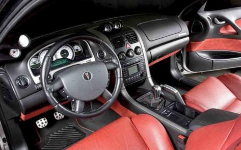 2017 Pontiac GTO Judge Specs