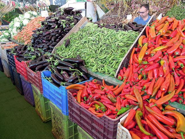 warzywniak na Cyprze