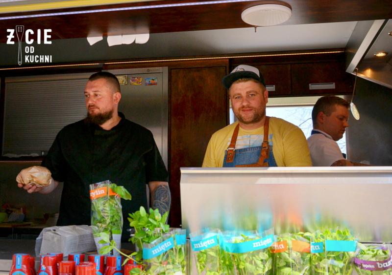 tomasz jakubiak, street food, food truck, życie od kuchni