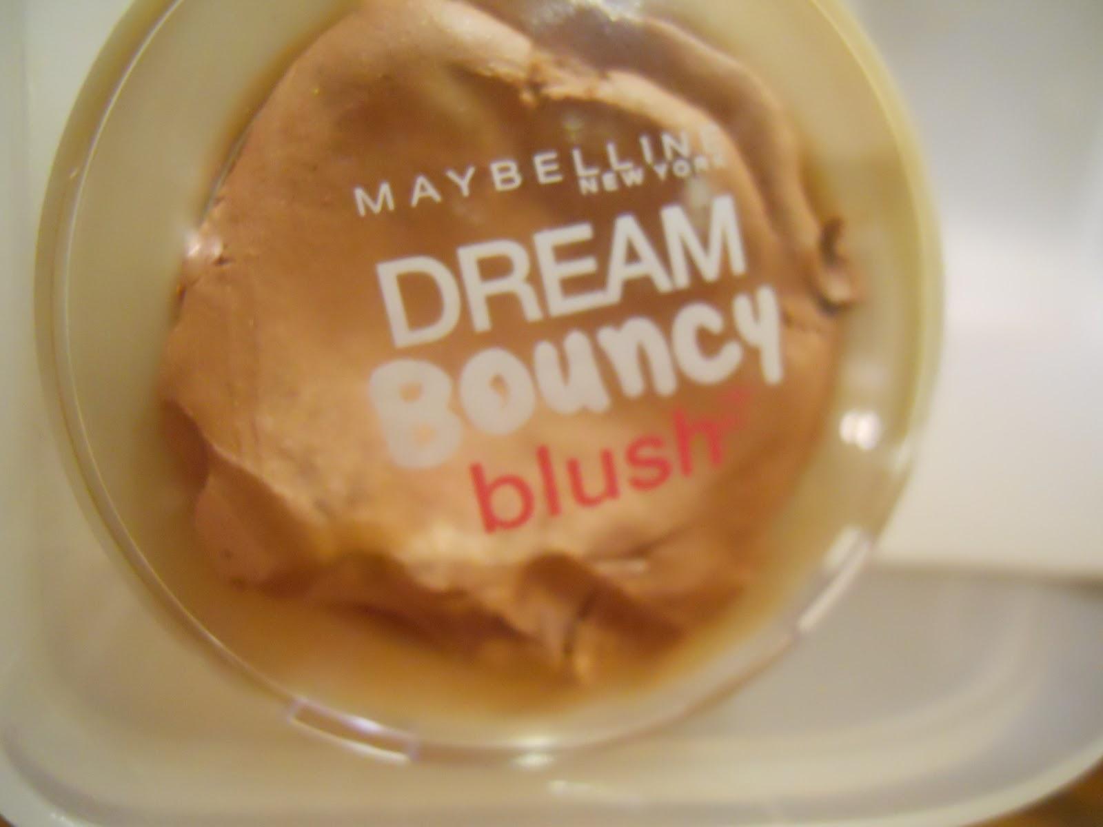 Maybelline Dream Bouncy Blush  Coffee Cake