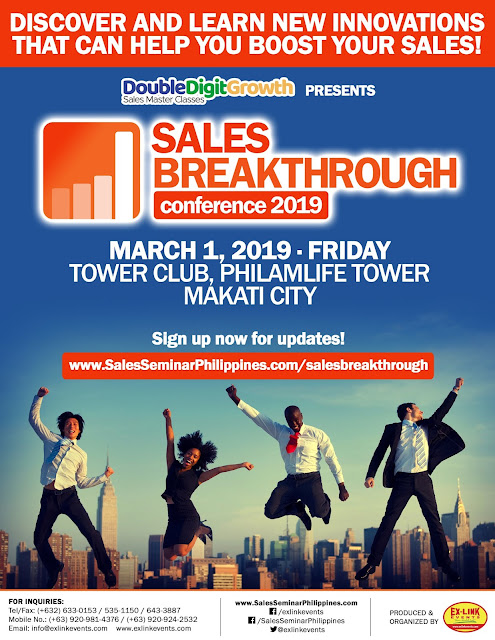 Sales Breakthrough Conference Philippines