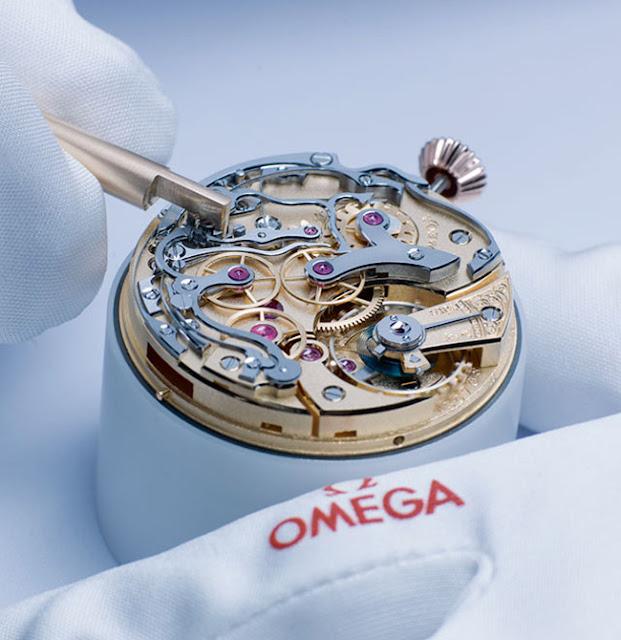 Omega Calibre 3018