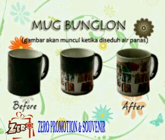 MUG BUNGLON / MAGIC