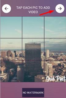 Tutorial Membuat Foto Grid Menyambung di Instagram 7