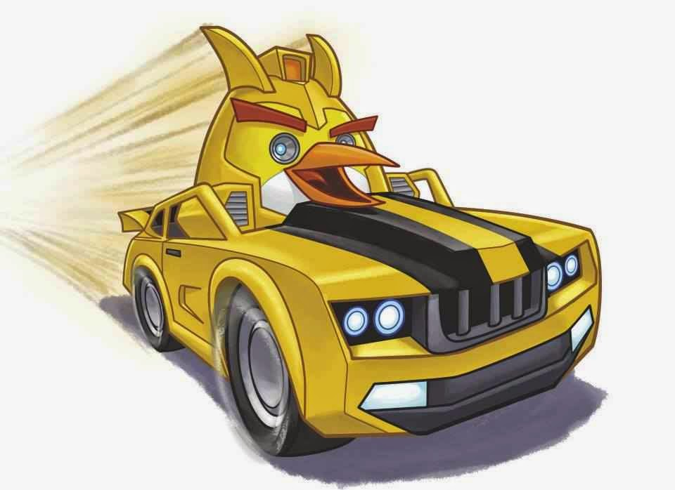 [TRANSFORMERS: ANGRY BIRDS]