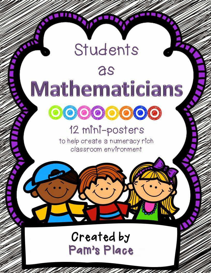 http://www.teacherspayteachers.com/Product/Mathematicians-Mini-Posters-1269422