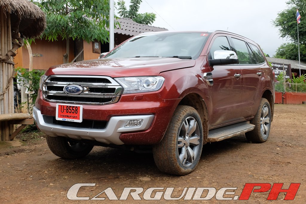 First Drive: 2015-2016 Ford Everest 3 2 Titanium 4WD and 2 2